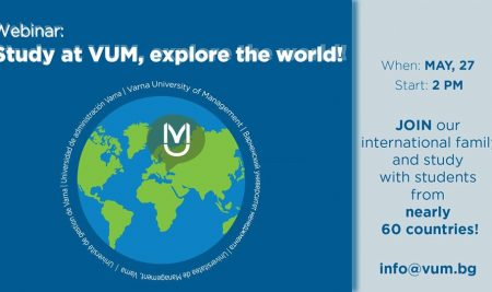 Study at VUM, explore the world!