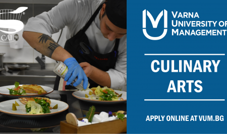 WHY CULINARY ARTS AT VUM?
