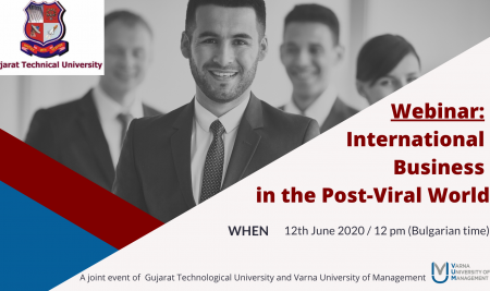 Webinar: International Business in the Post-Viral World